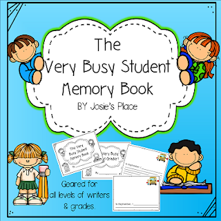 https://www.teacherspayteachers.com/Product/Student-Memory-Book-1322958