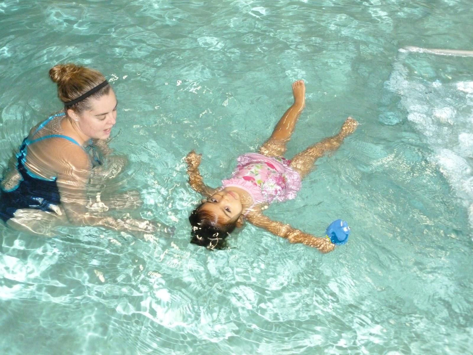 Deep Blue Swim School Long Beach Ca