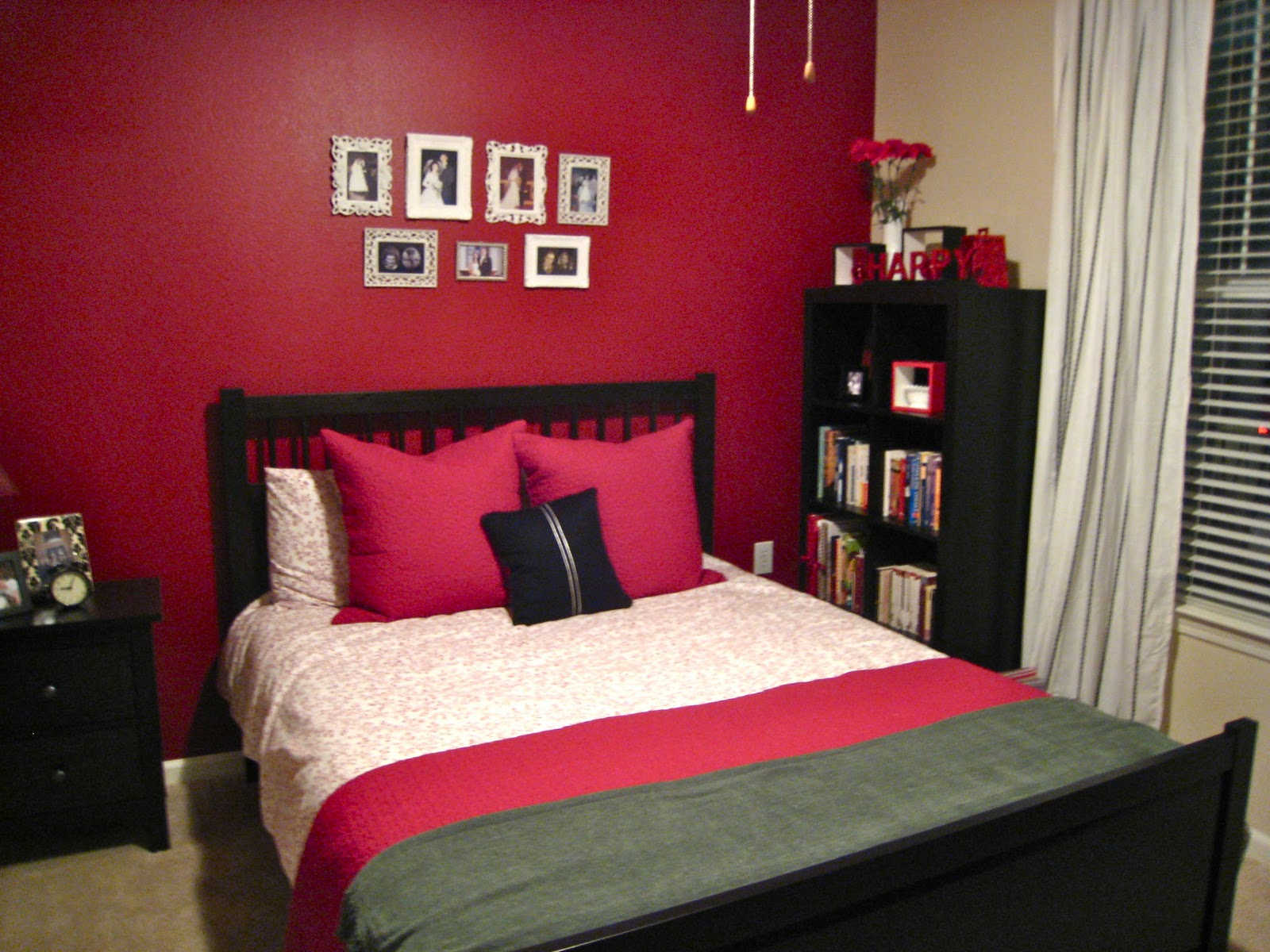 bedroom decorating ideas red and black 100 ideas black red rooms on vouum