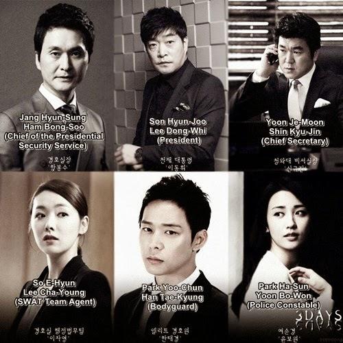 pelakon 3 Days, 3 Days drama korean