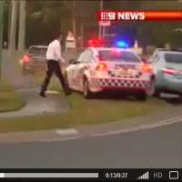 Like a ninja: Escapando da policia com Mini Cooper
