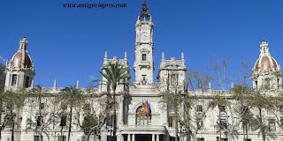www.amigoviajero.com, Ayuntamiento Valencia