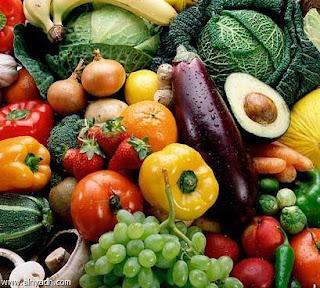 الخضروات والفاكهة التي تذيب الدهون