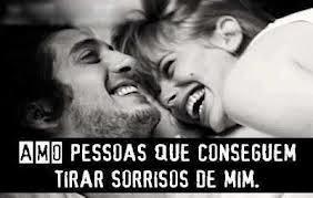 Adoro sorrir...