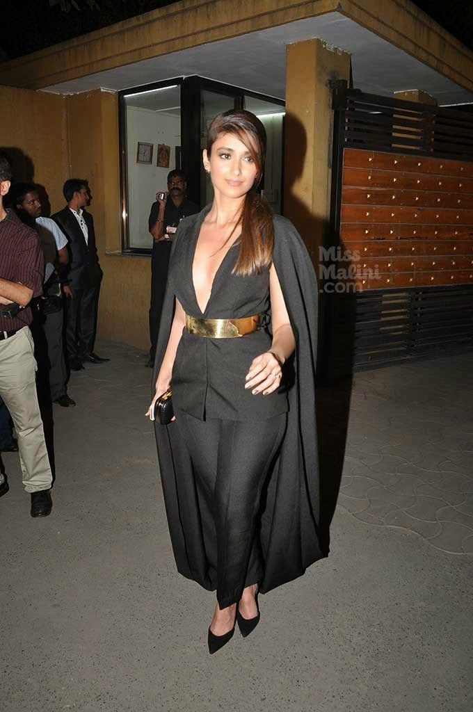 Best Dressed Celebrity's from The Filmfare Awards 2015 | Illeana D'cruz