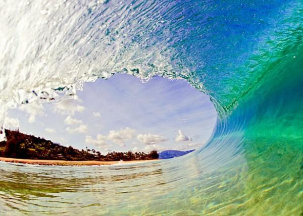 amazing waves photo