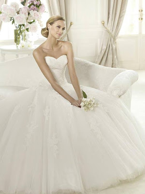 Bridal Party - Wedding Dress Collection 2013