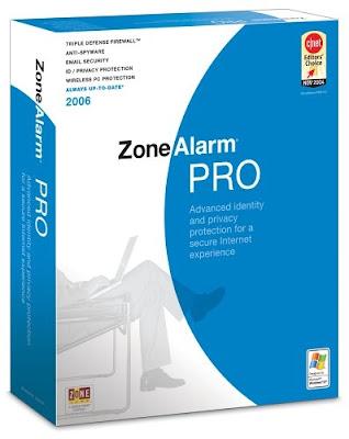 برنامج ZoneAlarm 2012 10.0.243.000 السريل الكيجين برنامج جدار نارى لحماية