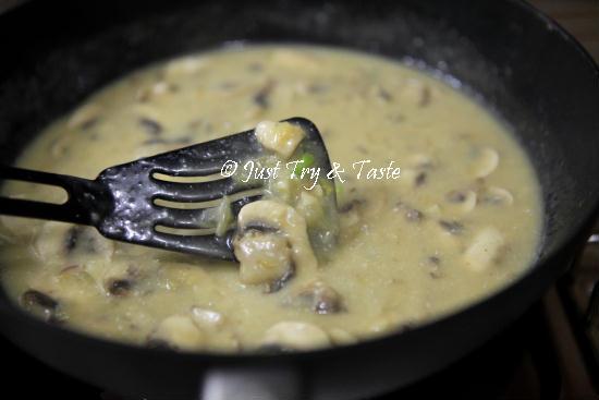 Resep Chicken Mashed Potato dengan Jamur JTT