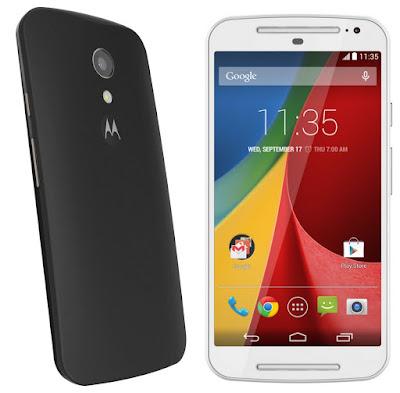 Moto G de Motorola