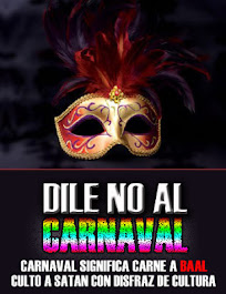DILE NO AL CARNAVAL