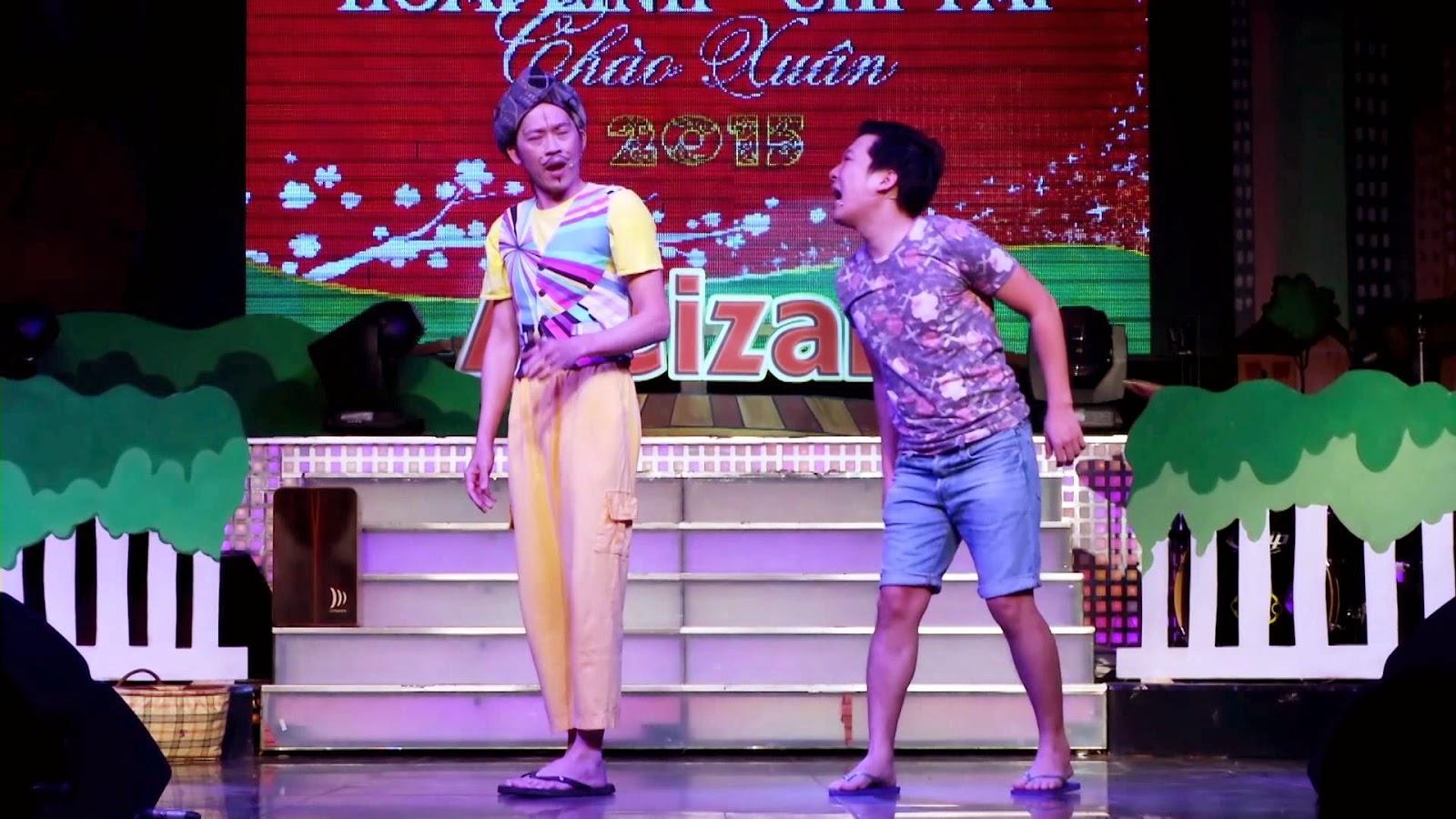 Hoài Linh, Chí Tài hội ngộ - Hài kịch đặc sắc Tết Ất Mùi 2015