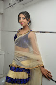Sanjjana Latest Glam pics in saree-thumbnail-16