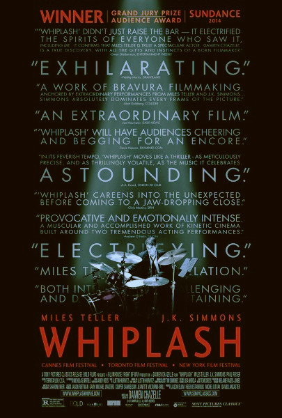 Whiplash Movie Film - Sinopsis (Miles Teller, J.K. Simmons)