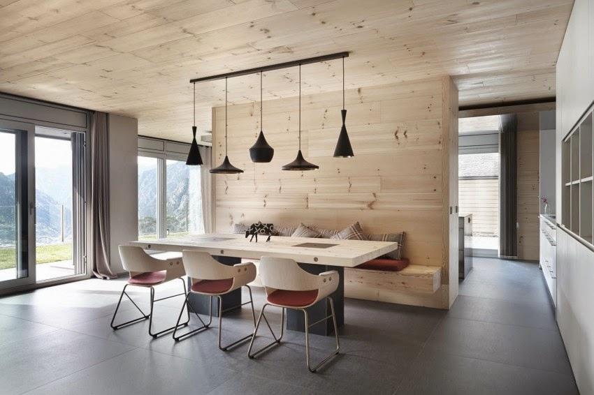 Idee illuminazione tavolo cucina: i consigli dei pro per non