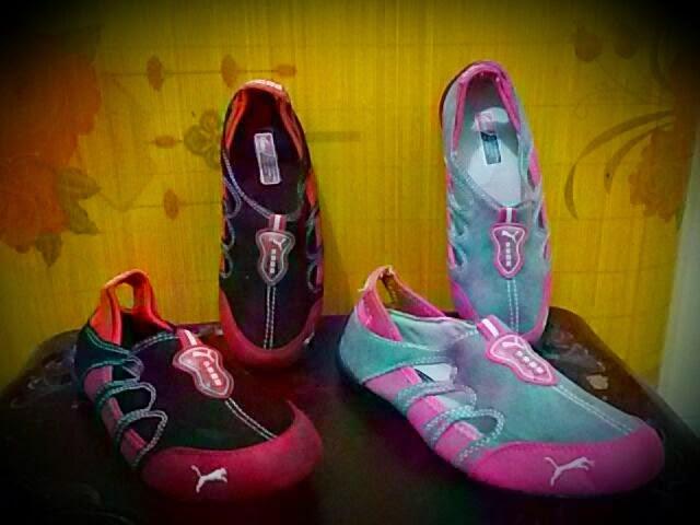 Sepatu PUMA on PROMO