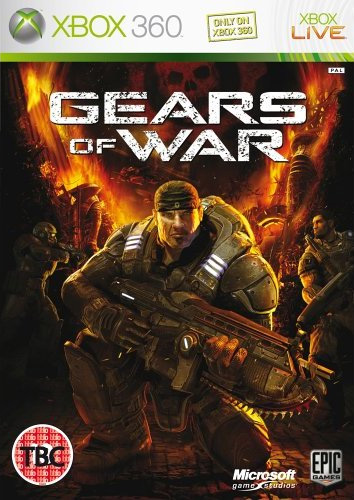 Gears of War   XBOX 360 gears of war xbox360