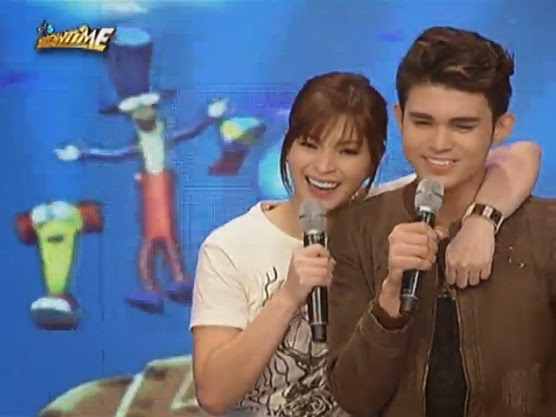 Angel Locsin says Iñigo Pascual is a better singer than his father Piolo?