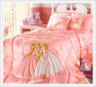 Multinotas ropa de cama para ni as - Camas de princesas para nina ...