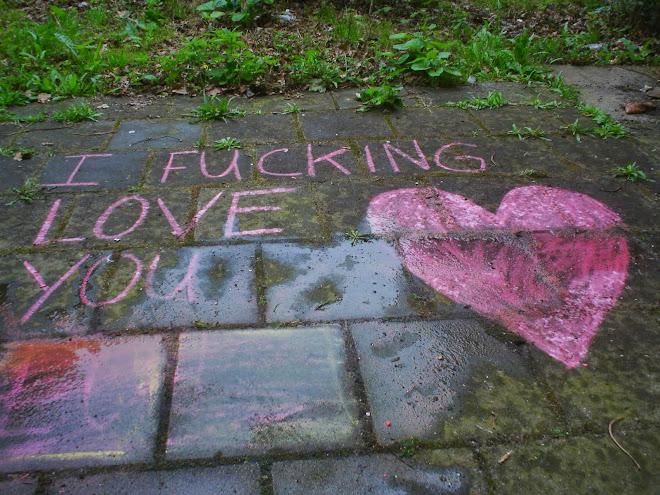 fucking love you