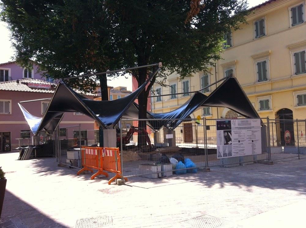 Italia nostra onlus sezione di terni terni piazza for Progetti architettura on line