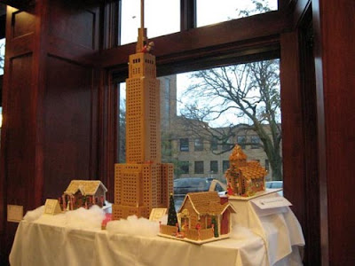 15 Creative and Unusual Gingerbread Creations (15) 12