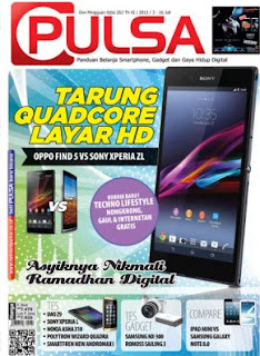 TABLOID PULSA EDISI 263 3 JULI 2013 - 19 JULI 2013 ~ ALL IN 1 UPDATE