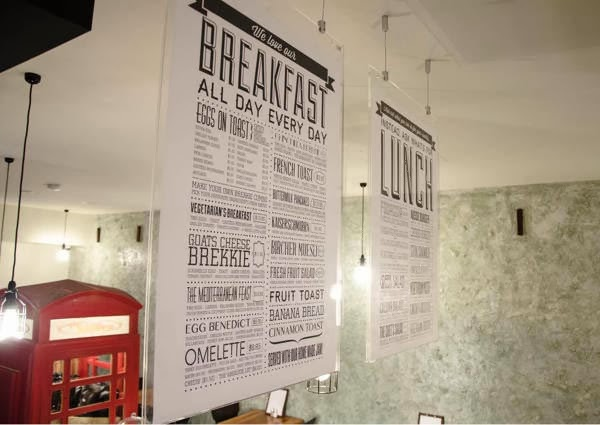 cafe menu design - Menu Design Ideas