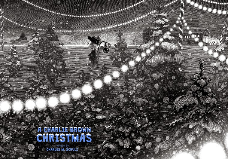 A Charlie Brown Christmas by Nicolas Delort & Dark Hall Mansion