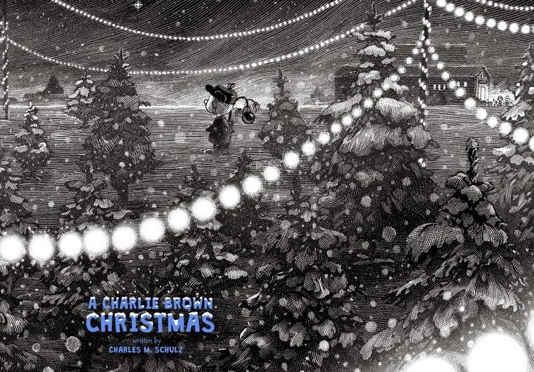 A Charlie Brown Christmas by Nicolas Delort & Dark Hall Mansion