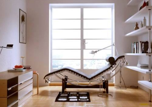 Trends interiors day 7 le corbusier chaise longue for Chaise longue interiores