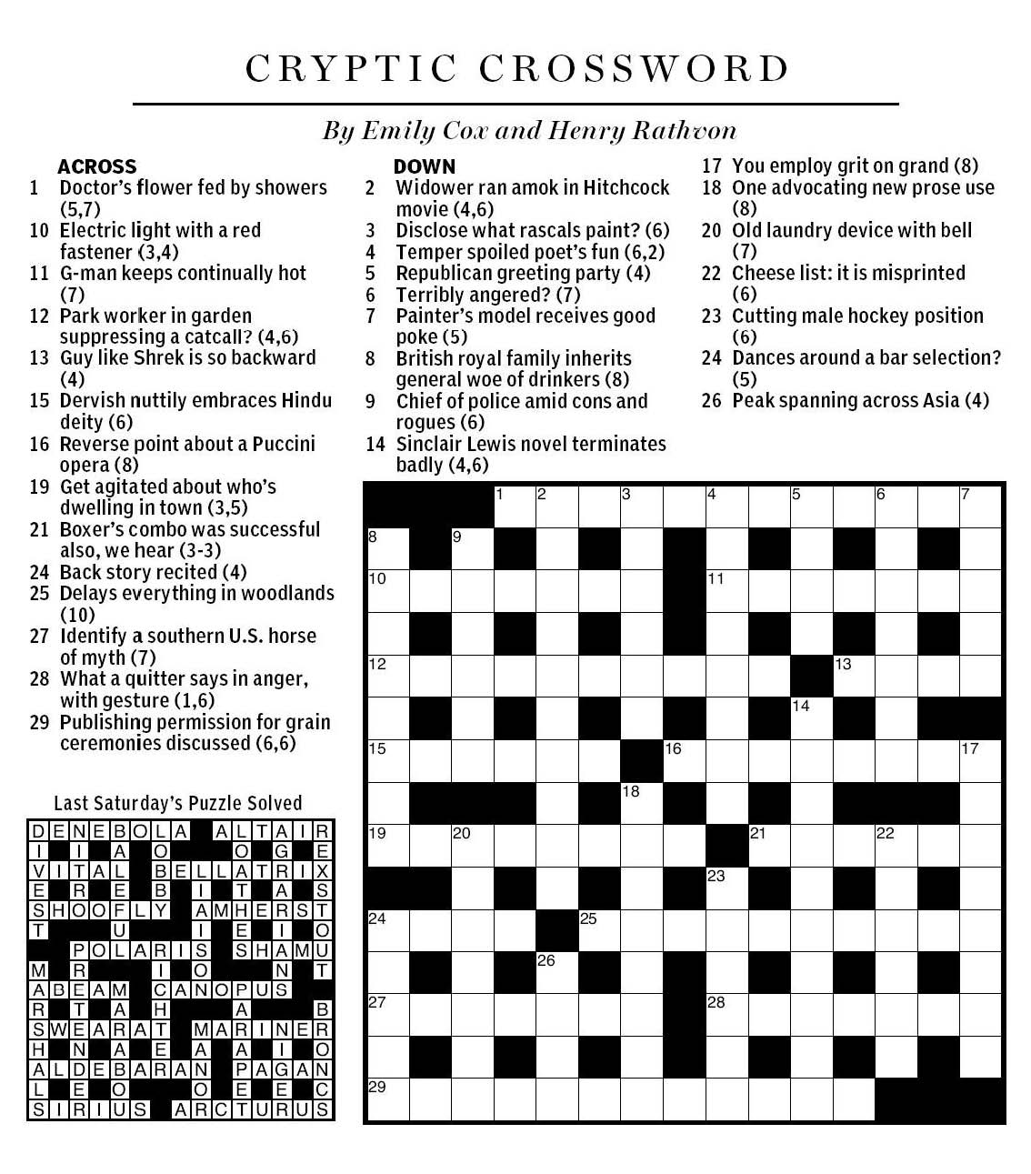 National post cryptic crossword forum june 2013 introduction biocorpaavc