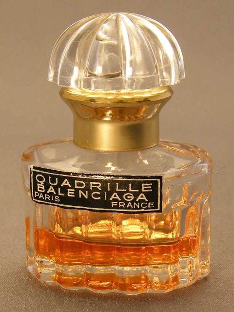 quadrille balenciaga parfum GT FASHION DIARY