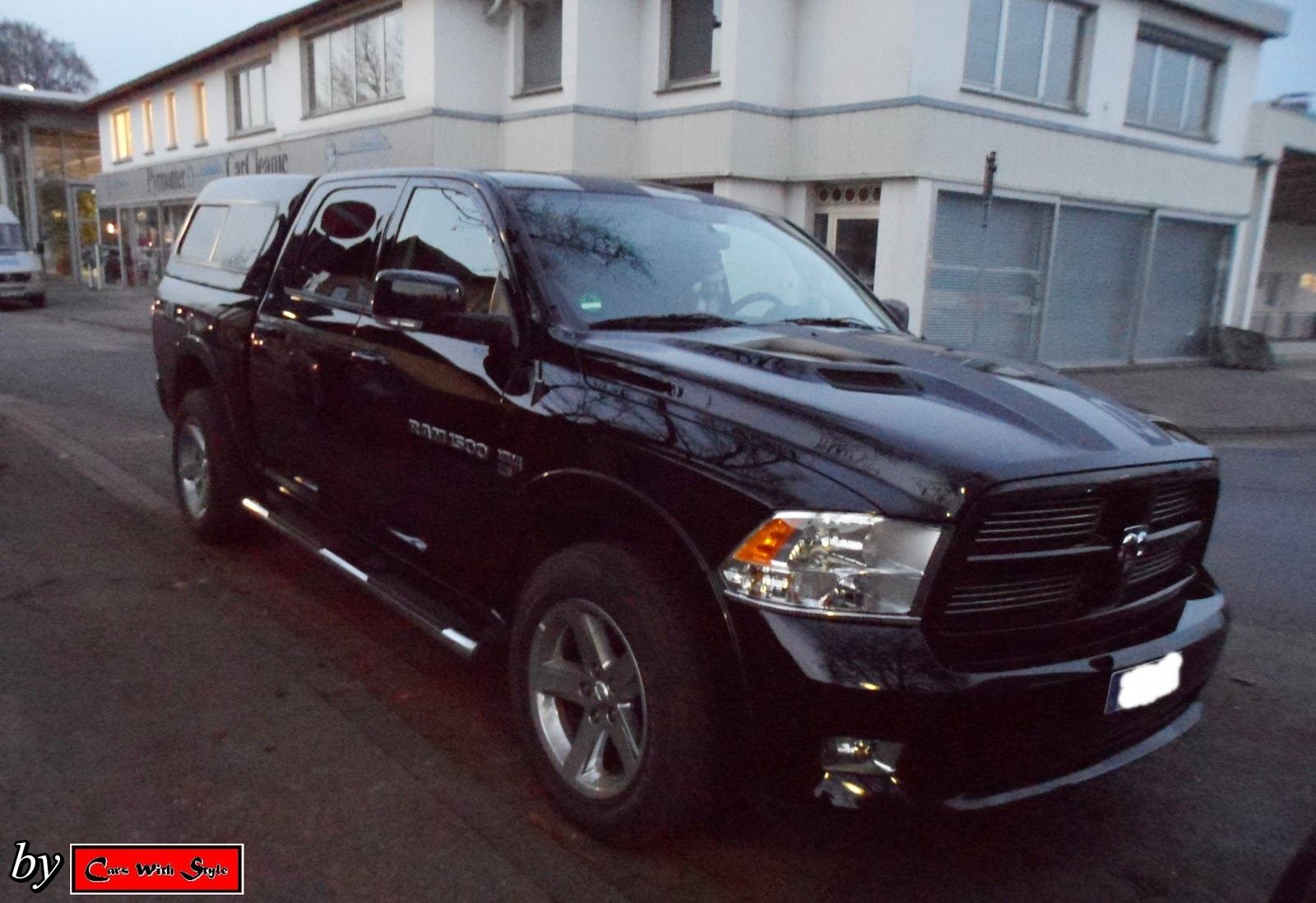 dodge ram 1500 hemi 5 7liter by busching tuning cars. Black Bedroom Furniture Sets. Home Design Ideas