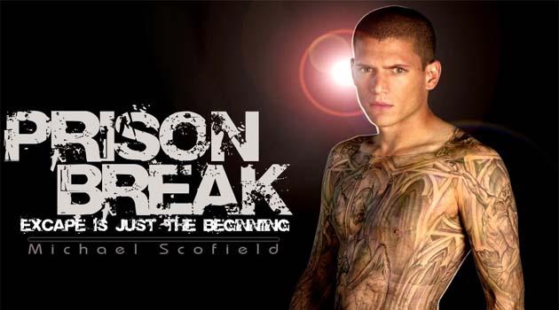 Prison Break (TV Series 2005–2009) - සුපිරි ප්ලෑනක්