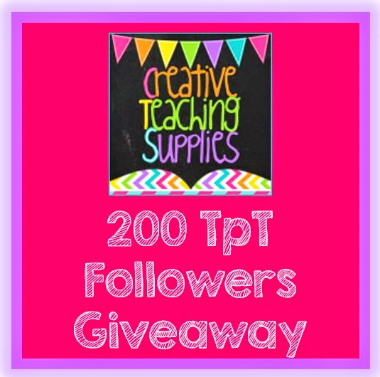 http://creativeteachingsupplies.blogspot.com.au/2014/04/200-tpt-follower-giveaway.html