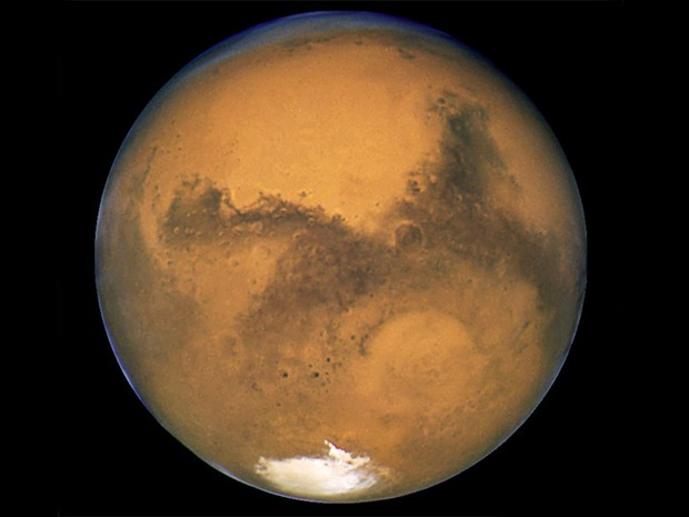 Atmosfera de Marte era rica em oxigênio há 4 bilhões de anos