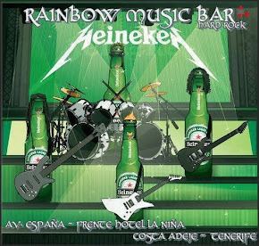 RAINBOW MUSIC BAR