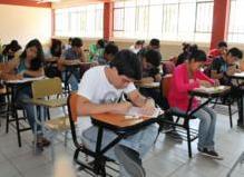 que ofrecen en total, el examen empezó alas 9am . ( Ver Resultados