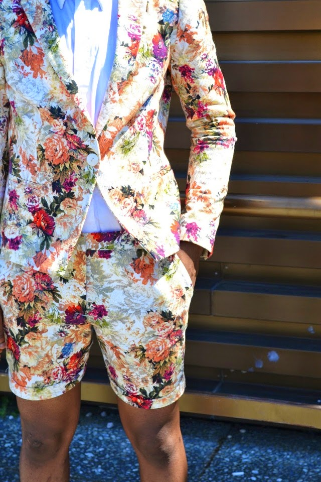 Estampado de Flores, Flower Prints, Tendencias, Spring-Summer, Moda Hombres,