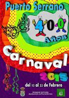 Carnaval de Puerto Serrano 2015 - Manuel Castillo