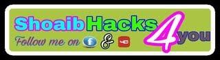 Shoaib Hacks4You