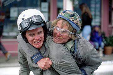 una pareja de idiotas:
