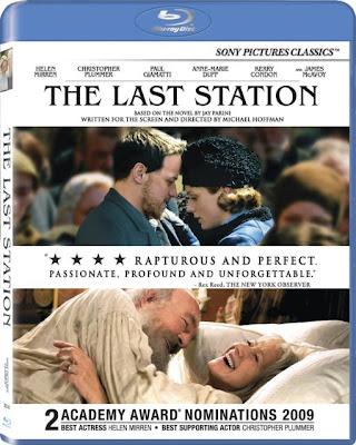Filme Poster A Última Estação DVDRip XviD Dual Áudio & RMVB Dublado