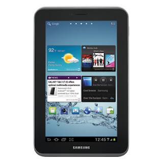 Samsung Galaxy Tab 2 WiFi Only