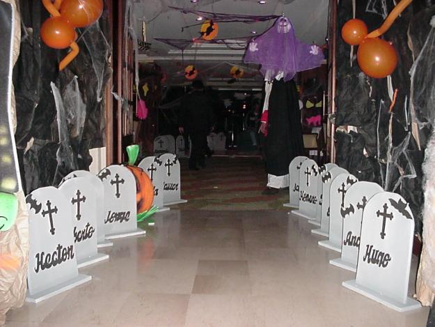 El arte de ser mujer octubre 2012 for Decoracion fiesta halloween