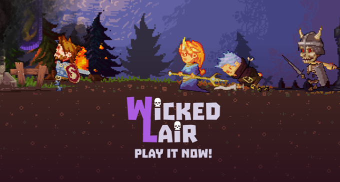 Wicked Lair Gameplay