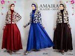HYD122 Amaira Maxi + Blazer SOLD OUT