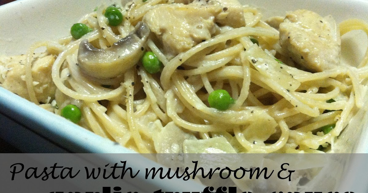 Pasta With Mushroom Truffle Oil | Foto Bugil Bokep 2017