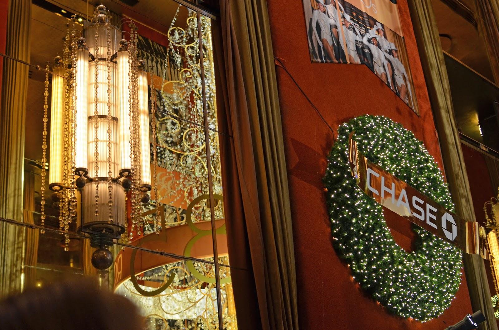 We Took the Road Less Traveled: NYC at Christmas: Radio City Rockettes